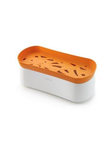 Lekue Pasta Cooker, Model # 0200702N07M017, Orange by Lekue (Lekue Pasta Cooker Orange compare prices)
