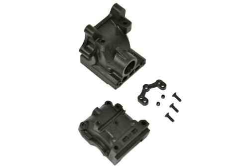 Team C Racing T08601 Front and Rear Bulkhead with Sway Bar Mount - 1