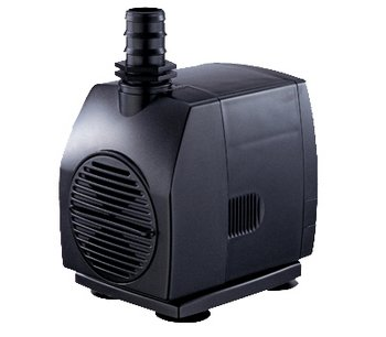 Fountain Tech 1250GPH 120V Submersible Stream/Pond/Fountain Pump FT-1250 FT-1250L