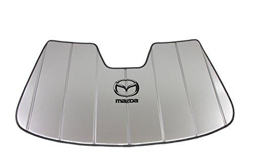 Genuine Mazda (0000-8M-R01A) Windshield Sunscreen (Mazda 5 Sun Shade compare prices)