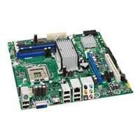 Intel Core 2 Quad/Intel G43/HDMI/A&V&GbE/MATX Motherboard, Bulk BLKDG43GT