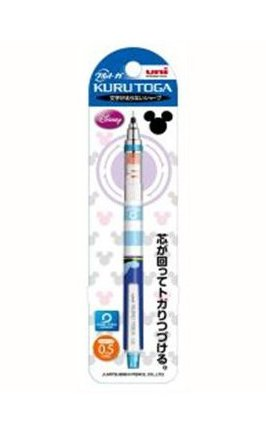 Kurt moth sharp pen 0.5mm Disney Donald M5-650DS...