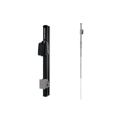Minn-Kota Shallow Water Anchor, 12' Maximum Anchor Depth, Black Body W/ Black Motor Cover / Minn-1810412 /