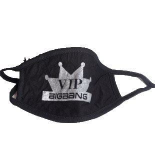 Kpop Bigbang Facial Anti Dust Mask (VIP)