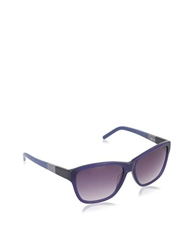 Lacoste Gafas de Sol L658S424 (55 mm) Azul