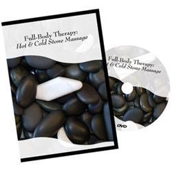 Hot And Cold Full Body Stone Massage DVD (Skin And Bones Set)