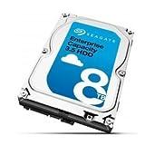 Seagate Enterprise Capacity 3.5 | ST8000NM0075 | 8TB 7200 RPM SAS 12Gb/s 256MB Cache | 512e | Internal Hard Disk Drive (Tamaño: 8TB)
