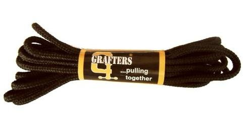 Grafters Strong 90cm Pair of Boot / Shoe Laces - Brown