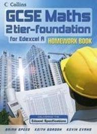 Foundation Homework Book (GCSE Maths for Edexcel Linear (A)) PDF