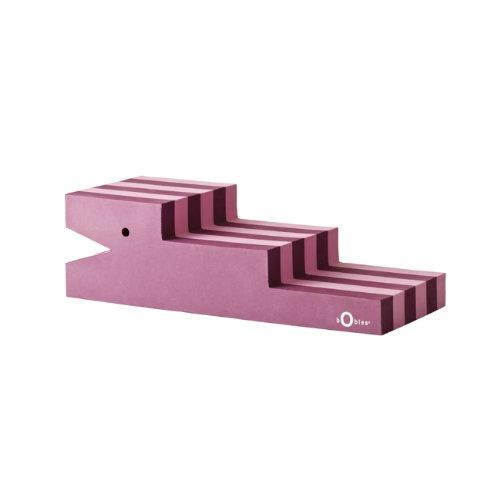 bObles: Tumbling Crocodile (Plum/Rose) - 1