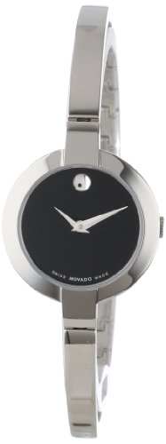 Movado Women's 605853 Bela Stainless-Steel Bangle Bracelet Watch