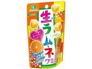森永製菓 生ラムネグミ オレンジソーダ 240個単位