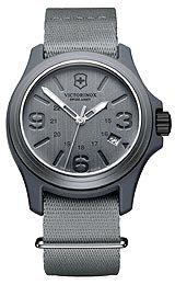 Victorinox Swiss Army Original Grey Dial Men's watch #241515 at Sears.com