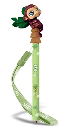 Nintendo DS Lite Littlest Pet Shop Character Stylus - Monkey