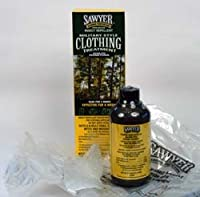 Sawyer Permethrin Soak & Wear Military Style Treatment
