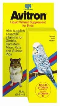 (Price/1)Avitron Bird Vitamins 1oz