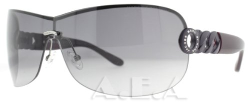 Marc By Marc Jacobs Marc by MJacobs MMJ337/S Sunglasses-0YY5 Ruthenium (EU Gray Grad Lens)-99mm