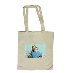 Rik Mayall - Long Handled Shopping Bag