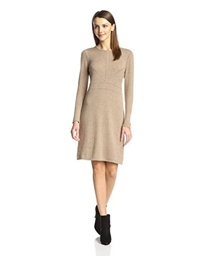 Cullen Women's Seamed Cashmere Sweater Dress