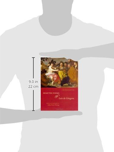 Selected Poems of Luis de Gongora: A Bilingual Edition