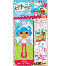 Lalaloopsy Magnetic Paper Dolls-Set 2 - 1