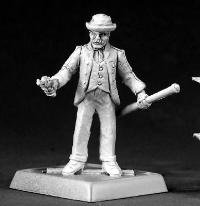 Doctor John H Watson Chronoscope Miniature Figures by Reaper Miniatures