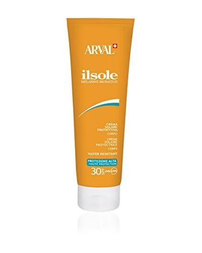 Arval Sun Crema Solare Corpo Resistente All'Acqua Spf 30 150 ml