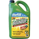 Roundup Fast Action Pump 'N Go Ready To Use Weedkiller Refill 5L