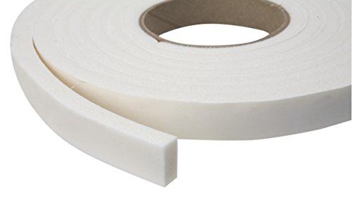 Duck Brand 1278972 Self Adhesive Foam Weatherstrip Seal