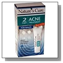 Nature's Cure Two Part Treatment System for Males (1 Month Supply)