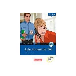 Lextra - Deutsch als Fremdsprache - DaF-Lernkrimis: A1-A2 - Leise kommt der Tod: Gift und Geld in Salzburg. Krimi-Lektüre mit Hörbuch: Krimi-Lektüre mit Hörbuch. Lextra - Deutsch als Fremdsprache