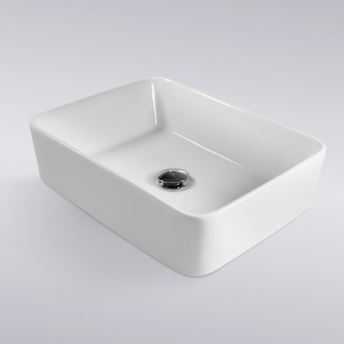 Cheapest Price! Decor Star CB-013 Bathroom Porcelain Ceramic Vessel Vanity Sink Art Basin
