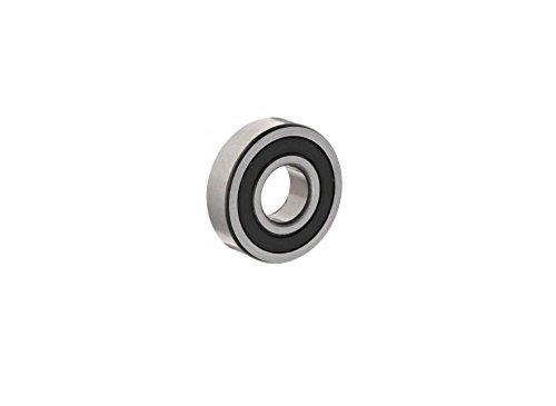 Koncrete Skate Ceramic Skate Bearings Silicon Nitride Ceramic Balls With Spacer 2 Pack (Bearings Bones Ceramic compare prices)