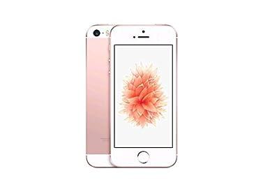 AMAZON Apple iPhone SE SIMフリー 4インチ 【64GB ローズゴールド】 国内SIMフリー版 2016