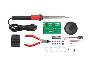 Radioshack® Learn To Solder Kit