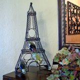 Home Essentials Wine Rack Eiffel Tower (Corkscrew Wine Rack compare prices)