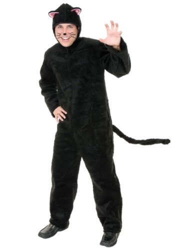 Charades Costumes Men'sh Cat Adult Costume