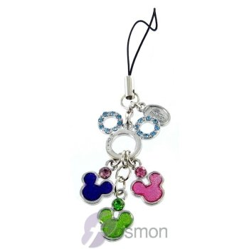 Disney Officially Licensed Jewelery Charm featuring MIckey Mouse icons