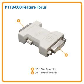 P118-000 Feature Focus