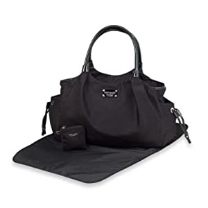 kate spade york Stevie Black Diaper Bag by L&L Merchandise