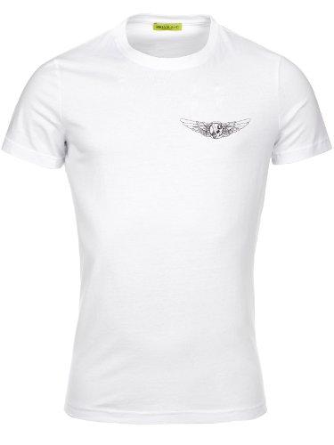 Versace Jeans Couture T-Shirt (M-03-Ts-30530) - 52(DE) / 52(IT) / 52(EU) - weiss