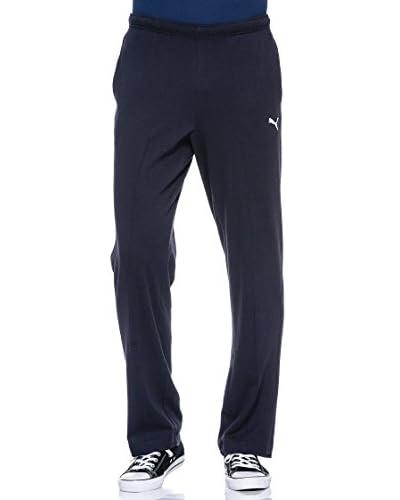 Puma Pantalone Jersey Long Open