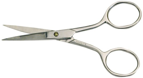 "Squadron Products 3 1/2"" FINE Point Hobby Scissors"