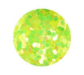 ピカエース#436 丸蛍光 1.5mm レモン