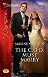 The C.O.O. Must Marry (Silhouette Desire)