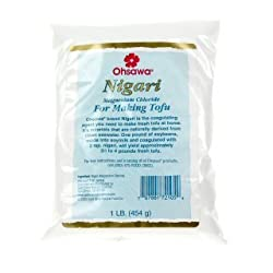 Natural Nigari - Japanese (for making tofu) - Ohsawa Food Processing - 1Lb