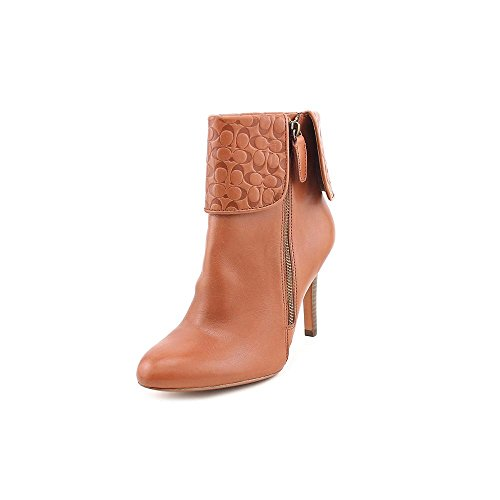 Coach Women's Mackenna Soft Leather Bootie