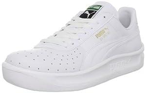PUMA GV Special Classic Sneaker,White/White,10.5 D US