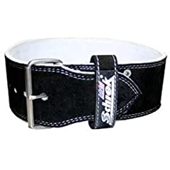 Buy Schiek 6011 Competition Power Lifting Belt--XLarge by Schiek
