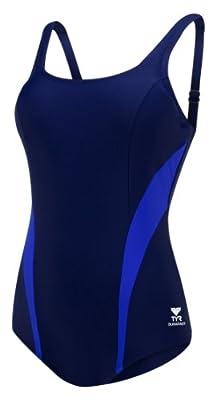 TYR Sport Women's Solid Tank Swimsuit